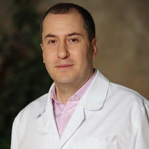 Врач-ортопед Вардан Халафян